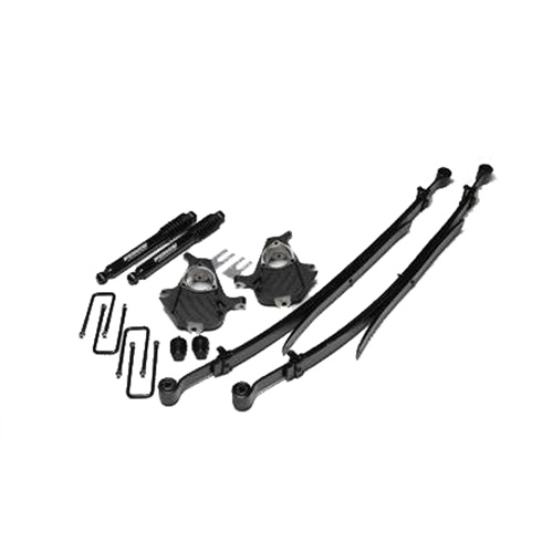 07-13 sir/sil 1500 ec,cc ground force lowering kit 2
