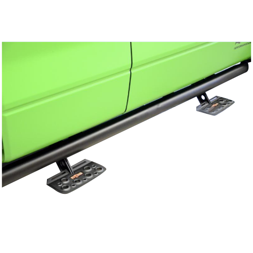 Nerf step bars, wheel 2 wheel, steel, black powdercoated, chevy, gmc, crew cab,r c0789cc