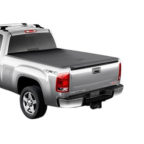 SIERRA SHORT BED GM SOFT ROLL-UP TONNEAU COVER GM19243603_2