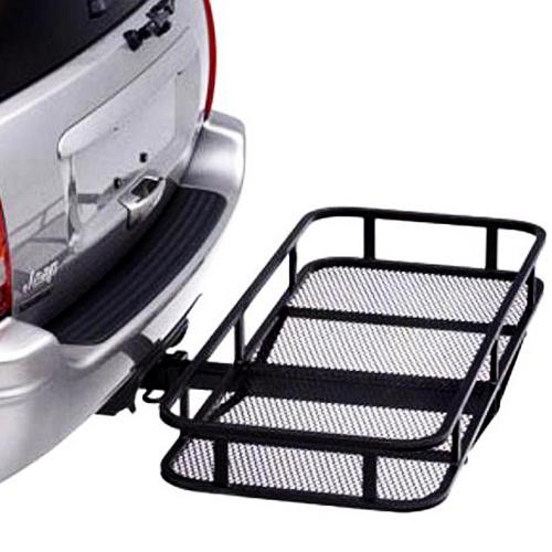 Rear basket - (universal black folded basket) faat 1629507