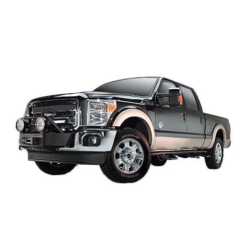 Front winch mount fs09-n1450-1