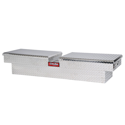 Crossover tool box - gull wing - double lid dz8360