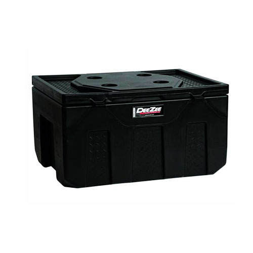 Jeep wrangler 2-door tools box , texture black dz6534jb