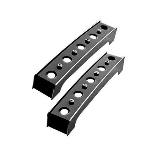 10-14 F150 RAPTOR X-METAL MAIN GRILLE , BLACK 6715661_2