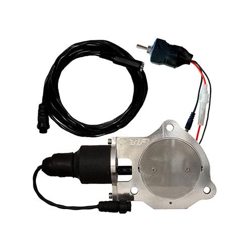 Electric valve, wiring harness qtec35