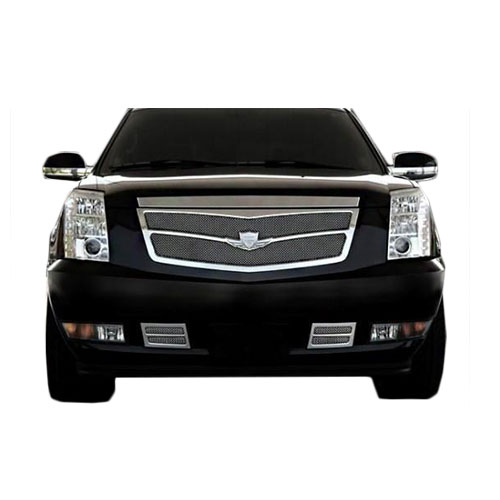 DRESDEN COMPLETE GRILLE KIT CADILLAC ESCALADE 07-13 D10003602_2