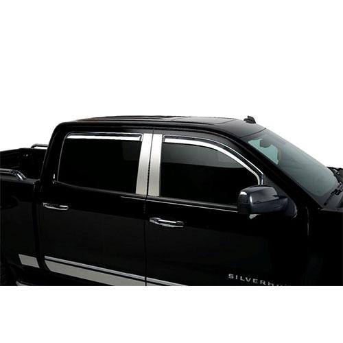 07-13 GM TRUCKS/SUVS CREW CAB PUTCO DECORATIVE PILLAR POSTS (WITH ACCENTS) 402512_2