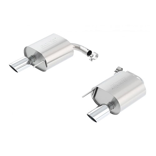 BORLA S-TYPE REAR SECTION EXHAUST SYSTEM 11889_2