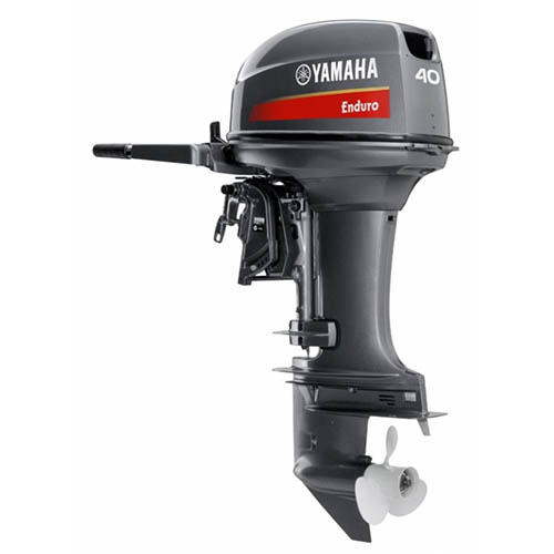 Yamaha  Marine outboards motors - E40 XMHS/E40 XMHL_2