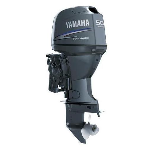 Yamaha  marine outboards motors - f50 detl