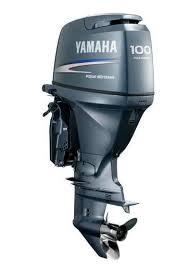Yamaha  marine outboards motors - f100 betl/f100 betx