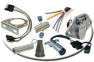 Hose Clamps, Trailer Lights & Connectors_2