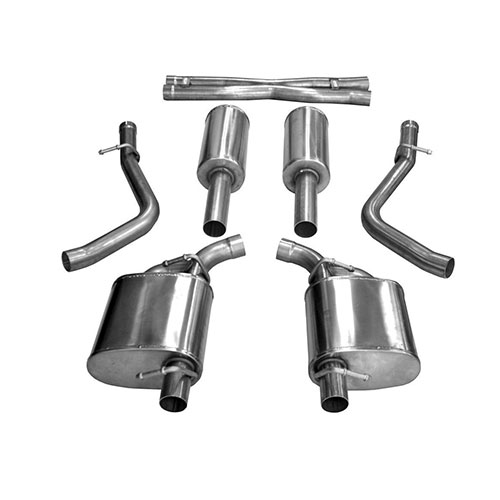 CORSA EXTREME CAT-BACK EXHAUST SYSTEM 14973_2