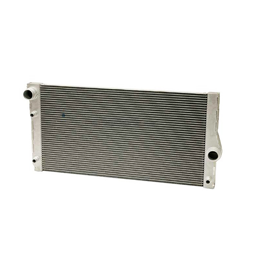 Radiator  - f10-535- 2012