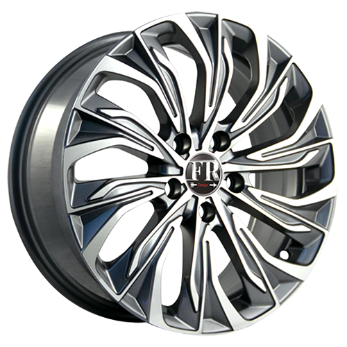 Toyota fr-752 mg wheels