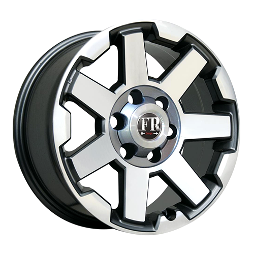 Toyota fr-7026 wheels
