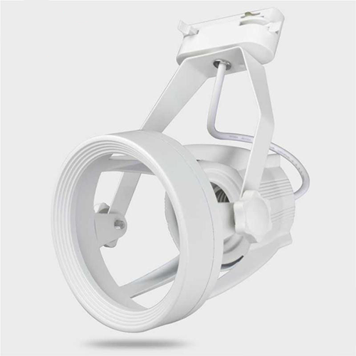 Led track light e27 track light cover