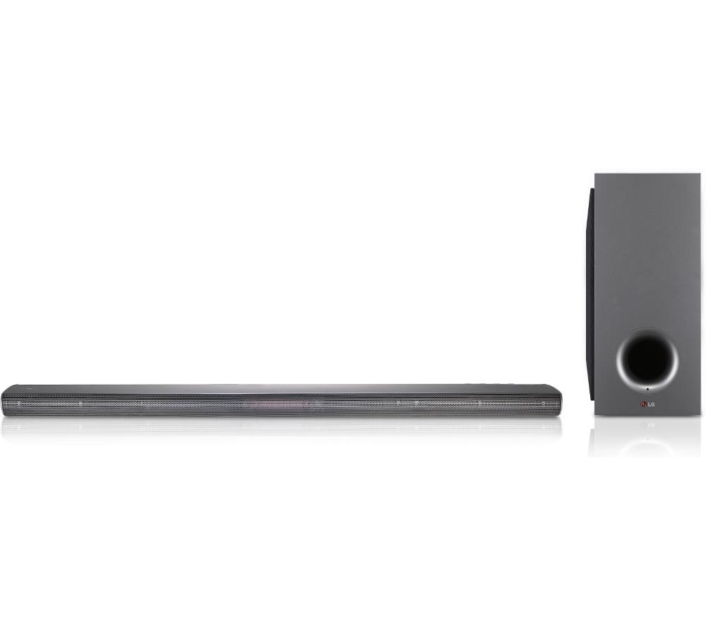 320W 2.1 inch Streaming Sound Bar With Wireless Sub woofer NB 3540_7