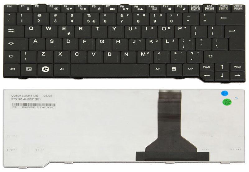 New Fujitsu Laptop Keyboard Replacement for Siemens Amilo SA3650 Laptops in UAE_2