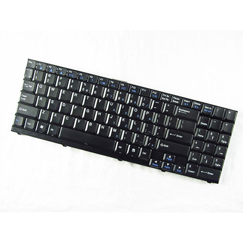 LG P1 R500 Keyboard - US English/Arabic - Black - MP0375_2