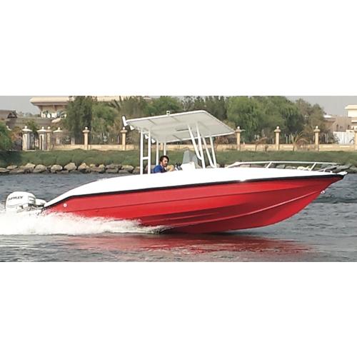 Al Marakeb Theo 27 Small Family Boat_2