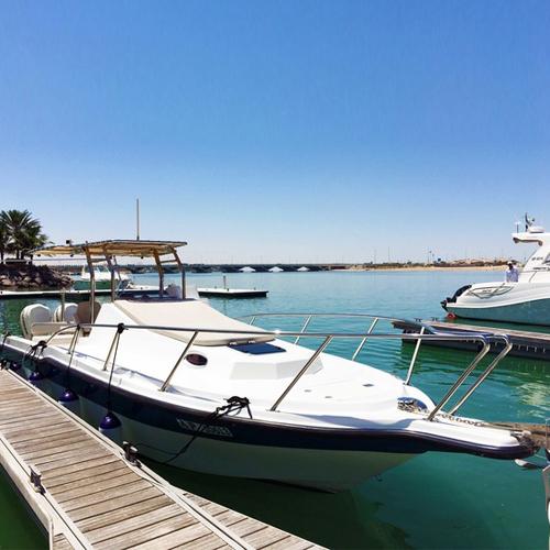 Al marakeb scylla 35 large family boat