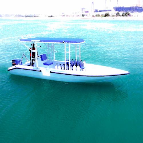 Al Marakeb Habbar 25X Diving Boat_2