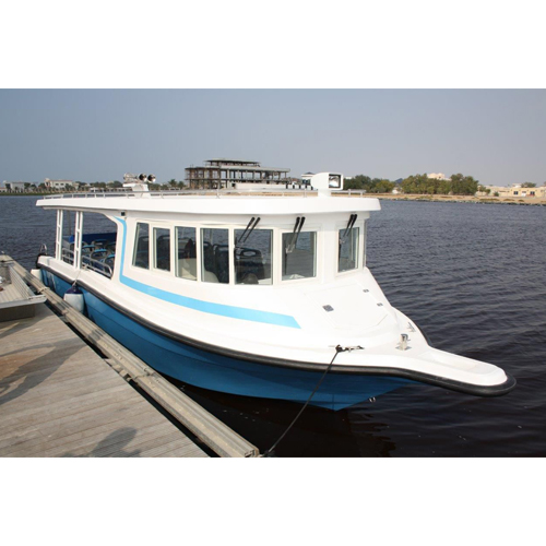 Al marakeb jaji 31 semi enclosure water taxi boats