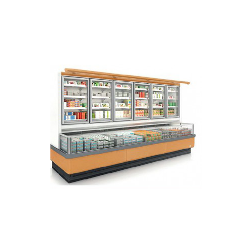 Combined type cabinet