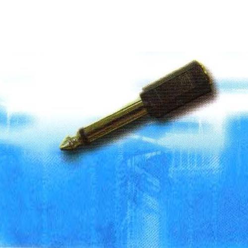 6.35mm monoplug-3.5mm st jack cad2048