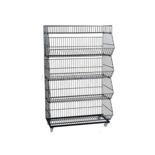 Chips basket steel