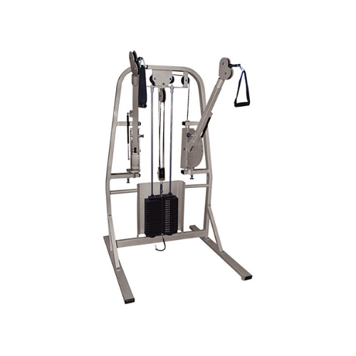 Strength equipments fm – 2001 – dual adjustable pulley