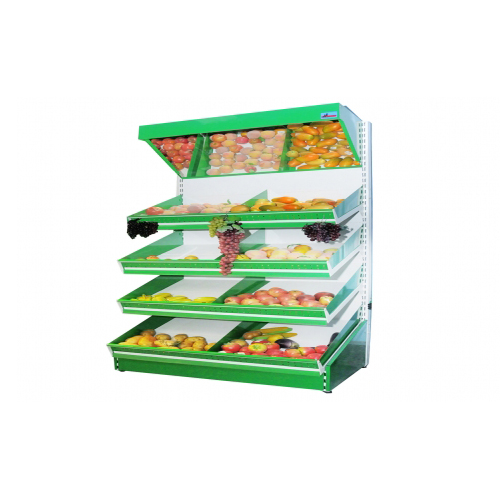 Vegetables & fruits shelf