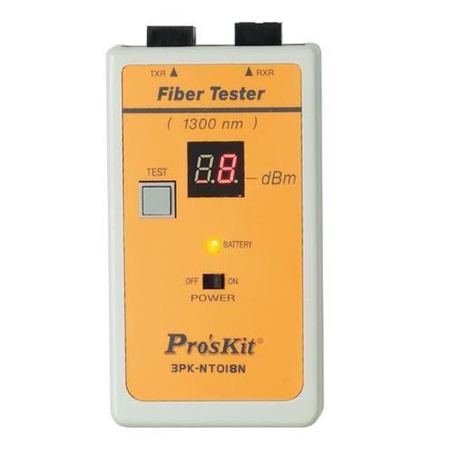 Fiber tester 3pk-nt018n-st