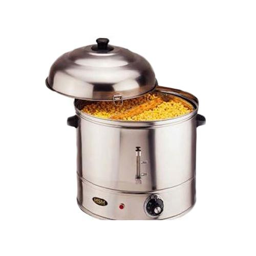Corn steamer steel