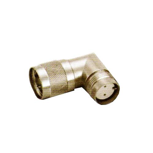 Twin axial plug, twin axial jack l. t cvp1607