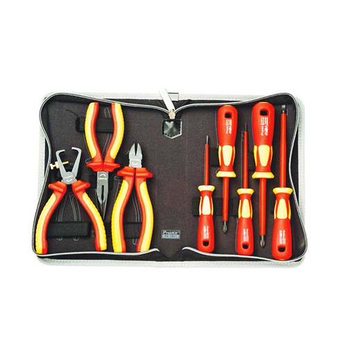 1000V Insulated Screwdriver & Plier Set PK-2801_2