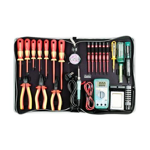 1000V Hi-Insulated Tool Kit 220V (Metric) PK-2803BM_2
