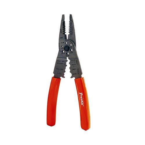Multi-Purpose Crimping Tool (Metric) 8PK-CT009_2