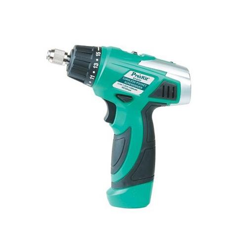 Cordless pocket screwdriver pt-0721f