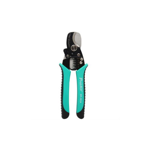 Round cable cutter & stripper sr-363a