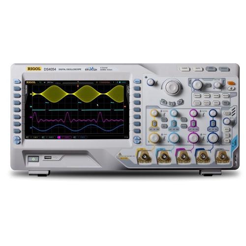 500 MHz Digital Oscilloscope  DS4054_2
