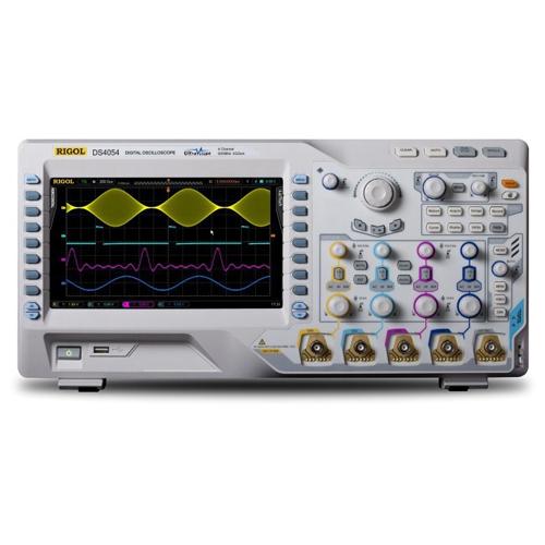 200 MHz Mixed Signal Oscilloscope  MSO4022_2