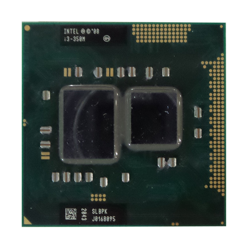 Intel core i3-350m processor  (3m cache, 2.26 ghz) slbpk