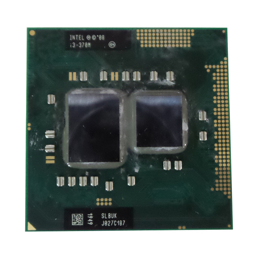 Intel core  i3-370m processor  (3m cache, 2.40 ghz) slbuk