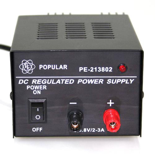 Pe-213802 power supply