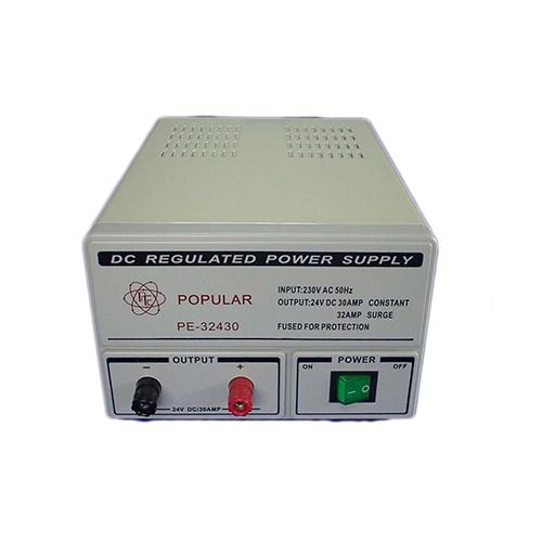Pe-32430 dc regulated power supply