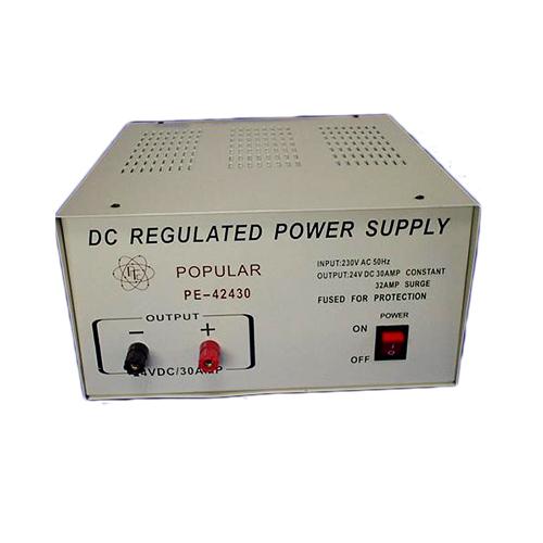 Pe-42430 dc regulated power supply