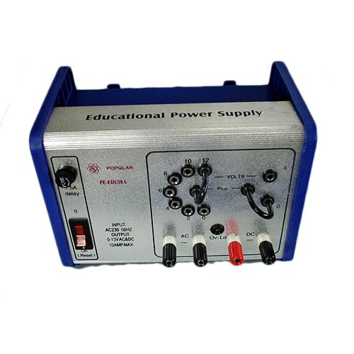 Pe-edu10a educational power supply