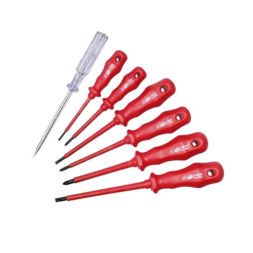 SD-315A Insulated Screwdriver Set (1000V)_2